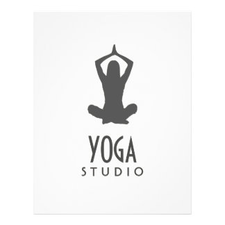 YOGA Custom Flyer