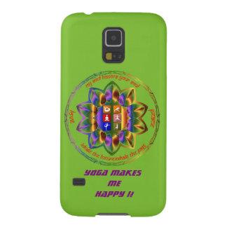 Yoga d'amour ? ? C'est pour vous ! ! Protection Galaxy S5