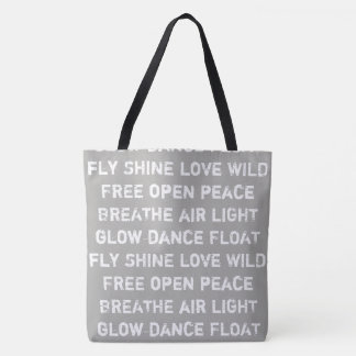 Yoga Dance Gym Grocery Large Tote