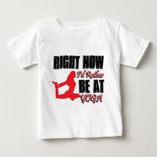 Yoga designs baby T-Shirt