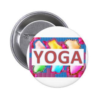 YOGA Enchanting Energy Script Pins