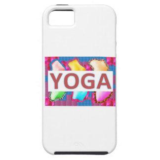 YOGA Enchanting Energy  Script iPhone 5 Cover
