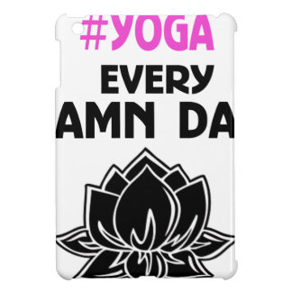 YOGA every DAY iPad Mini Case