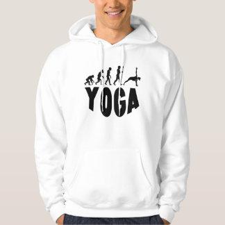 Yoga Evolution Hoodie