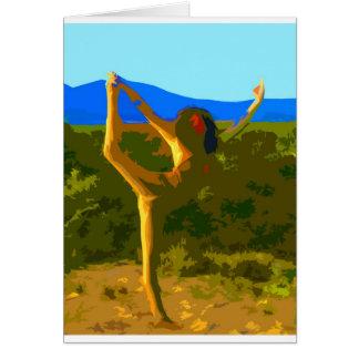 Yoga Freedom Card