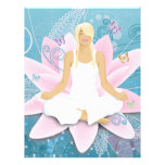 yoga full color flyer