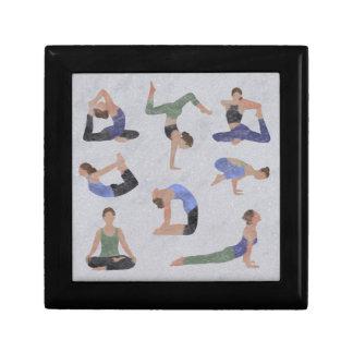 Yoga girls gift box