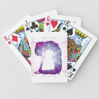 Yoga Goddess Pose Series Poker Deck