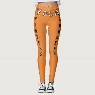 Yoga Goddess - Praises & Lifts Your Booty!! Leggings