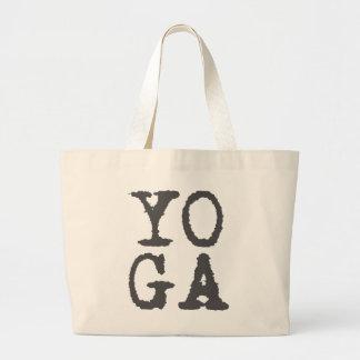 YOGA - grey - Tote bag