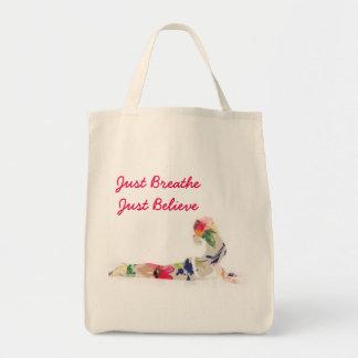 Yoga Inspiration Tote Bag