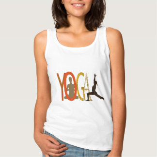 Yoga Instructor Workout Meditation Modern Tank Top