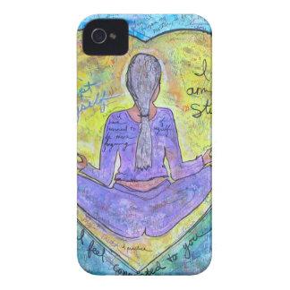 Yoga iPhone 4 Case