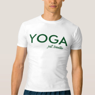 Yoga Just Breathe T-shirt