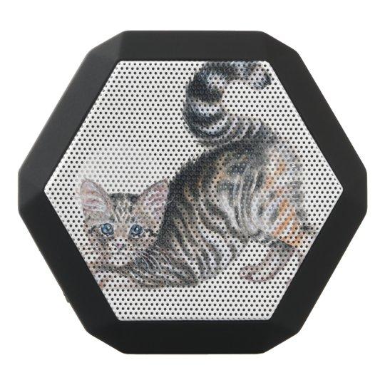 yoga kitten black bluetooth speaker
