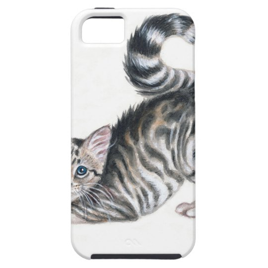yoga kitten iPhone 5 covers