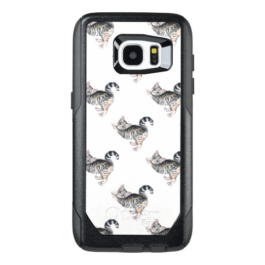 yoga kitten OtterBox samsung galaxy s7 edge case