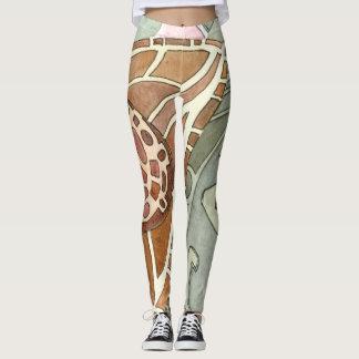 Yoga Leggings French Utility Cover No. 1