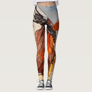Yoga Leggings Orthoptères