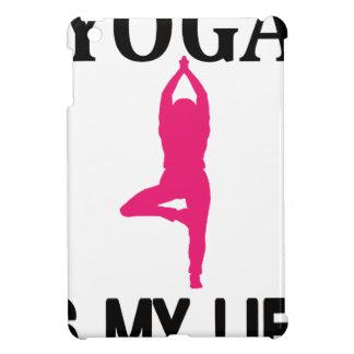 YOGA LIFE design cute iPad Mini Cases