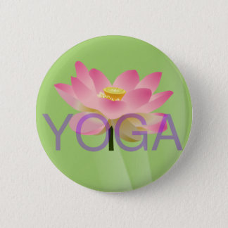 yoga lotus button
