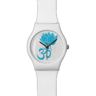 yoga lotus watch