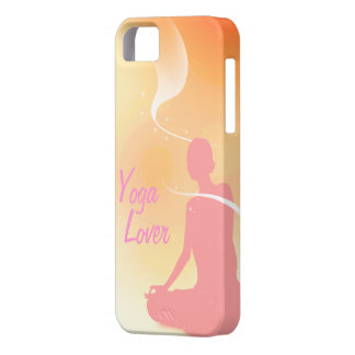 Yoga Lover Case For The iPhone 5