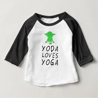 yoga loves yoga baby T-Shirt