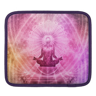 Yoga Mediation iPad Sleeve