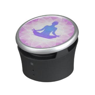Yoga Meditation Bluetooth Speaker