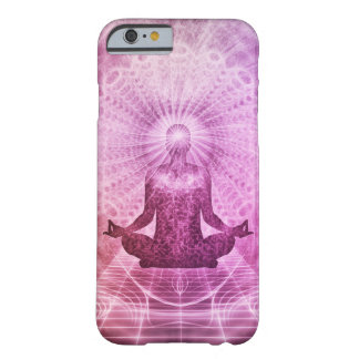 Yoga Meditation Colorful Art Illustration Barely There iPhone 6 Case