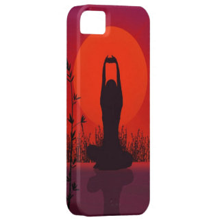 Yoga, Meditation, Fashion, Fitness iPhone 5 Cover