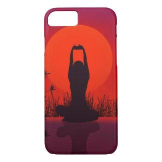 Yoga, Meditation, Fashion, Fitness iPhone 7 Case