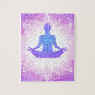 Yoga Meditation Jigsaw Puzzle