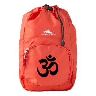 Yoga, meditation, Om mantra ...