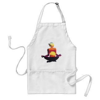 Yoga meditation standard apron