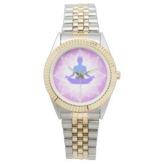 Yoga Meditation Wrist Watch
