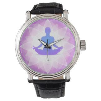 Yoga Meditation Wrist Watches