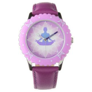 Yoga Meditation Wristwatch
