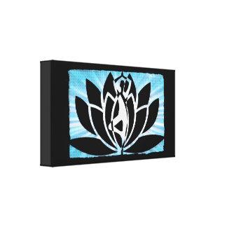 Yoga Meditation Zen Canvas Wall Art