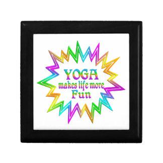 Yoga More Fun Gift Box