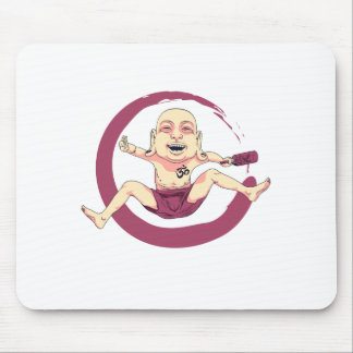 Yoga Mouse Pad