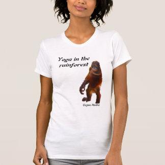 Yoga Mudra Stress Relief T-Shirt