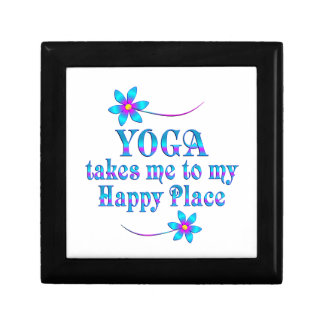 Yoga My Happy Place Gift Box