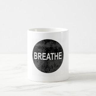 Yoga Namaste Calm Breathe Gift Mug