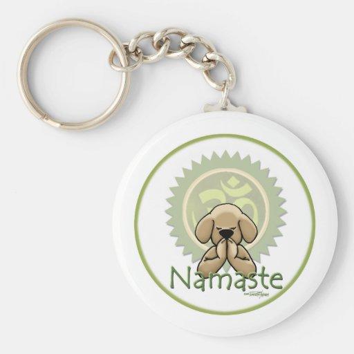 Yoga - Namaste Porte-clé