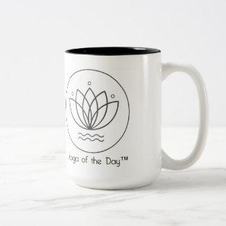 Yoga of the Day Mug