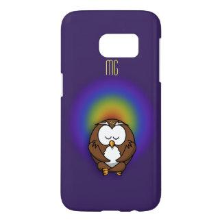 yoga owl samsung galaxy s7 case