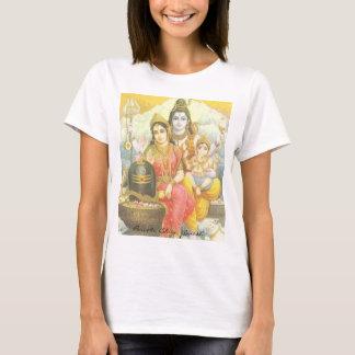 Yoga Parvati, Shiva, Ganesh T-Shirt
