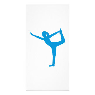 Yoga Picture Card